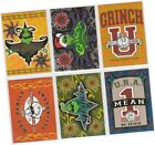 10 Christmas Trading Card Sets to Get You in the Holiday Spirit 17