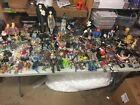 MASSIVE LOT OF MIXED VINTAGE ACTION FIGURES Swamp Thing Batman WWF Horror