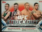 2018 TOOPS UFC KNOCKOUT HOBBY SEALED BOX