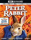 Peter Rabbit 4K UHD 4K used Blu ray Only Disc Please Read