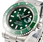 Green Rolex Submariner 116610LV