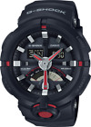 Casio G-Shock GA-500-1A4 XL Men's Black Resin Band Watch New with Tags