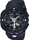 Casio G Shock GA500-1A Men's XL Case Black Band Sport Watch New with Tags