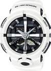 Casio G-Shock GA-500-7A Mens XL White Resin Band Watch New with Tags