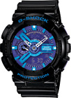 Casio G Shock GA110HC-1A Men's XL Black Resin Band Watch New with Tags