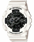 Casio G-Shock GA110GW-7A Men's XL Case White Resin Band Watch New with Tags