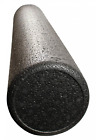 """Black High Density Foam Rollers Full Round - Extra Firm - 6"""" x 12"""""""