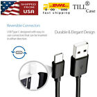 New USB-C 3.0 Type C Sync 4FT Data Charger Fast Charging Cable for Samsung LG MI