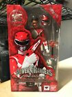 BANDAI RED RANGER POWER RANGERS BLUEFIN S.H. FIGUARTS 2018 SDCC EXCLUSIVE