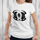 New 2Canel Frank Ocean Fashion Brand Logo Style Casual Woman T-Shirt S,M,L,XL