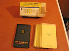 HTF UNION SWITCH & SIGNAL COMPANY Leather Notepad & Calendar 1959 Sent to L&N