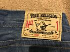 New True Religion Mens Bobby VIntage Size 34 x 32 Jeans