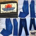 Vintage Bay Britches Jeans High Waist Sz 15 16 30 Waist 80s 1980s