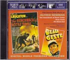 Alfred Newman - The Hunchback Of Notre Dame/Beau Geste - CD (Marco Polo)