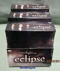 TWILIGHT Eclipse, Factory-Sealed Premium Trading Card BOX by NECA