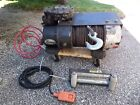Ramsey Front Mount Winch RE-8000 W/ FAIRLEAD tow trailer Jeep truck off road