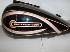 HARLEY GAS TANK FUEL INJECTED FLHTCI 98 01