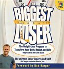 The Biggest Loser Cookbook As seen On NBC Paper Back Very Good Condition