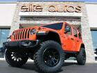 Wrangler Rubicon 2018 Jeep Wrangler Unlimited Rubicon LIFTED 20 inch Fuel Wheels TOYO TIRES
