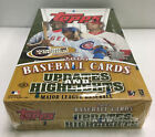 2005 TOPPS UPDATE BASEBALL SEALED HOBBY BOX McCutchen, Ryan Braun, Verlander