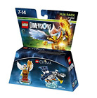 Lego Dimensions: Fun Pack - Chima - Eris (Xbox One/Xbox 36 (UK IMPORT)  GAME NEW