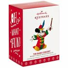 2017 Hallmark THE BAND CONCERT Disney Mickey's Movie Mousterpieces ORNAMENT #6