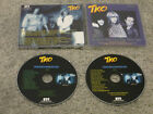 TKO - In Your Face and Up Your Ass 2 CD SET 2001 METAL MAYHEM OOP NEAR MINT RARE