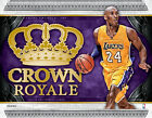 2017 18 Panini Crown Royale Basketball Factory Sealed Hobby Box IN STOCK