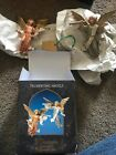 5 Fontanini figure Trumpeting Angels Heirloom Nativity Collection