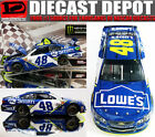 JIMMIE JOHNSON 2017 BRISTOL WIN RACED VERSION LOWES 1 24 SCALE ACTION DIECAST