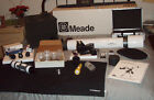 Meade 102APO 500f 9 Refractor Telescope with mount and other accessories