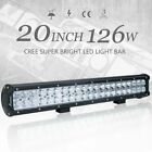 41220inch Cree Led Work Light Bar Spot Flood Combo Offroad Driving Lamps
