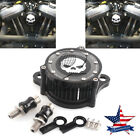 Skull Air Cleaner Intake Filter Kit for Harley Sportster 883 1200 04 15 US