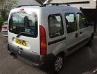 2008 Renault Kangoo Automatic WAV with ramp will take full size mobility scooter
