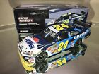 2007 1 24 ARC Jeff Gordon 24 Pepsi Talladega Win Raced Version NASCAR Diecast