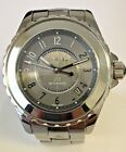 Chanel J12 Automatic Gray Dial 41mm Ceramic Band Watch