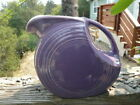 FIESTA RETIRED  LILAC OLD STORE STOCK  PITCHER PRISTINE CONDITION!! NR!