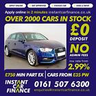 Audi A3 Tdi Sport 20 Auto Diesel LOW RATE CAR FINANCE AVAILABLE