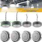 8X 100W LED High Bay Light Warehouse Industrial Factory Lamp Roof Shed Lighting