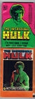 1979 Topps and FKS Incredible Hulk Unopened Wax Packs - US and Spanish Versions!
