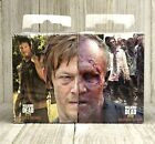 Walking Dead Playing Cards 2 Deck Set AMC Walkers  Survivors Zombies New