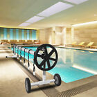 Pool Equipment 18Ft Swimming Pool Stainless Steel Cover Reel Roller System Set
