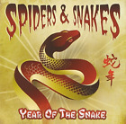 Spiders and Snakes-Year of the Snake (UK IMPORT) CD NEW