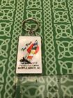 Myrtle Beach SC Fun Plaza Acrylic Thermometer Back Keychain FREE SHIPPING