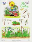 Suzys Zoo Scrapbooking Stickers 25 Sheets My Garden Flowers