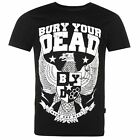 Official Mens Bury Your Dead T Shirt Graphic Print Short Sleeve Crew Neck Tee