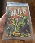 THE INCREDIBLE HULK #181 CGC 9.4 NM OW W 1st Full Appearance Of Wolverine!