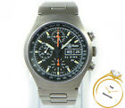Bell And Ross By Sinn Space 2 Titanium 40mm Day Date Chronograph Lemania 5100