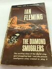 IAN FLEMING THE DIAMOND SMUGGLER Collier Books 1st1964 AS554V Free Mailing
