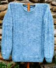 Oat Couture EK713 Rocky Point Pullover Knitting Pattern